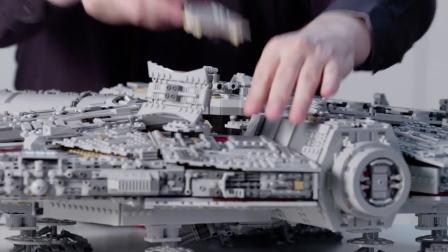 全球最贵乐高Lego 千年隼号