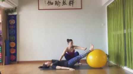 漳州瑜伽在线直播-基础瑜伽精讲 之 后弯