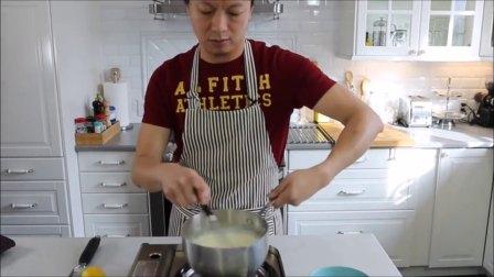 法式生巧克力塔---布莱恩的烘焙厨房