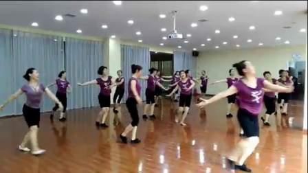 西安革命公园民族舞:《锡林郭勒大草原》