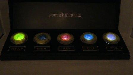 【神D转载】恐龙战队电影版威力币Power Rangers 2017 Movie