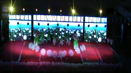 大连财经学院2017毕业生晚会舞蹈茉莉花开
