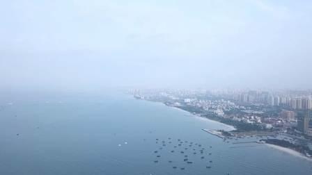 航拍07-广西北海银滩(大疆御)