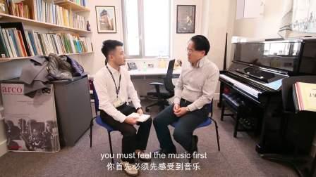 英国Candian采访大提琴家王健