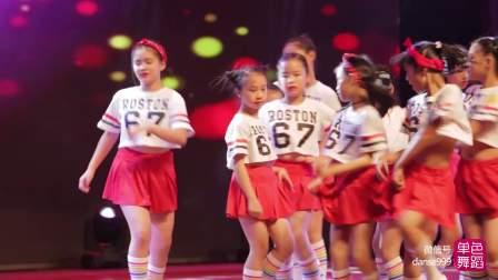 儿童爵士舞《A girl like me》 单色舞蹈零基础培训班 郑州舞蹈培训