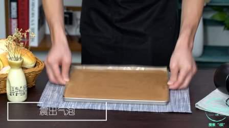 好吃到爆的奥利奥咸奶油盒子蛋糕,做法竟如此简单!