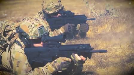 ,以色列武器工业公司(IWI) Tavor 7突击步枪