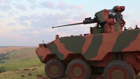 """巴西陆军VBTP-MR""""瓜拉尼""""轮式装甲车"""