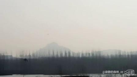 【音乐视频】鸟瞰新泰市湿地保护区