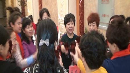 牡丹江市美女会37区迎新春联欢晚会-9