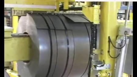 全自动钢带板材打捆机 AM601900MH200周向打带 环向打捆【FROMM】