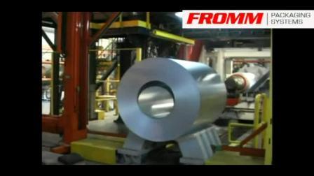 PM200 PET塑钢带全自动捆包系统 径向包装【FROMM 孚兰】