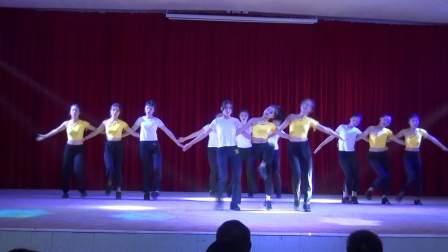 健美操《舞动青春》 校园舞蹈 现代舞 群舞 整齐 艺考舞蹈!!
