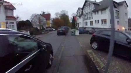 德国街头捡电子垃圾实录