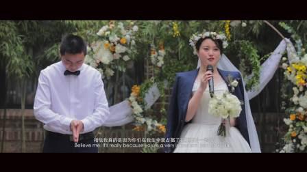 2017.11.5朱韵波&高雨溪婚礼精编