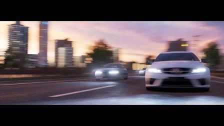 比利《极限竞速:地平线3》09 哇你这样会让我失去游戏体验的
