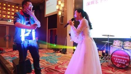 TPS精英会2018迎新晚会 美声演唱《咚巴拉变奏曲》著名歌唱家 宋丽娟
