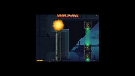 #战暗冰海# 终极忍者 1 2 代试玩 你见过用忍者镖爬墙很难的忍者游戏吗?