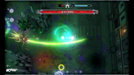 #战暗冰海#Tesla vs Lovecraft#2 高斯散弹大战第二boss