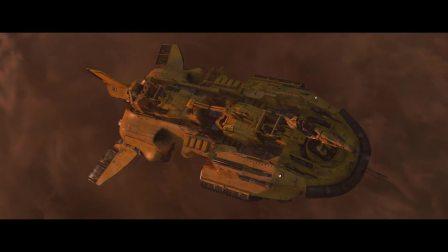 科幻短片《利维坦》The Leviathan 未来世界人类捕猎