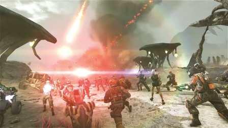 《反抗军2050》游戏预告