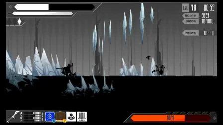 战暗冰海#飞鹰武士重制版1#3完结翼哥大战v王后面几分钟测试操作v王!