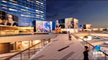 商业VR 商业广场 虚拟漫游 虚拟现实 虚拟商城 虚拟购物 购物街vr