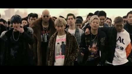 《热血街区电影版2:天空尽头》 正式预告 中二热血的青春