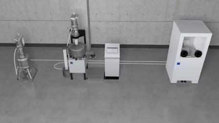 通快TRUMPF:TruPrint工业部件与粉末管理系统