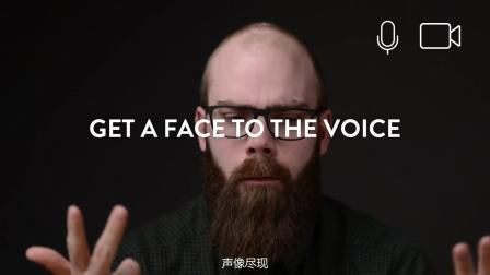 Get A Face To The Voice - 声像尽现 1