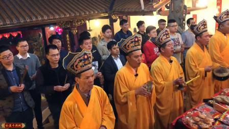 2018年安溪城隍庙显佑伯主落座仪式