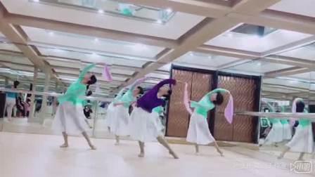 张彬舞蹈《思慕》