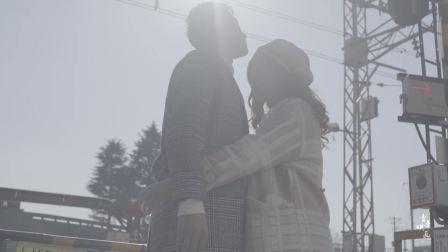 日本旅拍微电影【背影】