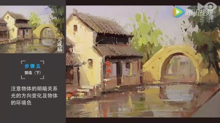 江南水乡色彩风景5