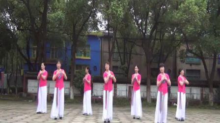 梦中恋人-南昌航空大学广场舞