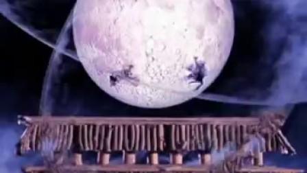 【金光01】黑白龙狼传 短片02 黑白郎君乱入史艳文藏镜人世纪之战 初版