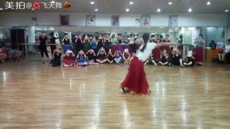 藏舞组合《心中的雪莲》编舞秦来财老师