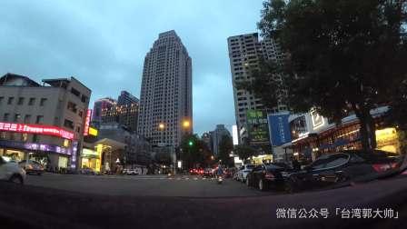 20180411 台湾省台中市街景延时摄影1080p
