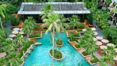 苏梅岛波普安纳塔拉度假酒店 - 360°观览