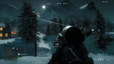 E3 2018《战地5》多人游戏演示