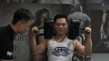 蓝速健身学院短视频
