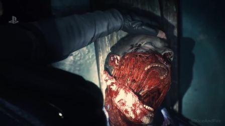 PS4《生化危机2》试玩演示