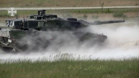坚强欧洲坦克挑战赛2018德国联邦国防军集锦