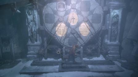 【神秘海域4】苏格兰墓地解谜 苦难与试炼