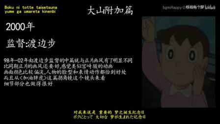 哆啦A夢中角色畫風變化4:源靜香篇