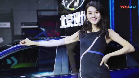 深港澳國際車展 2018 北京現代 車展美模_超清