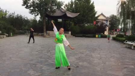 天津飞翔广场舞---忘尘谷