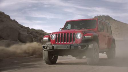 吉普牧马人 2018  | All-New 2018 Jeep Wrangler
