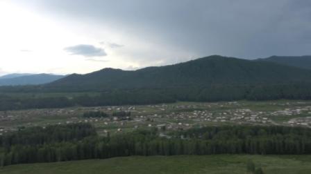 新疆旅游-禾木村