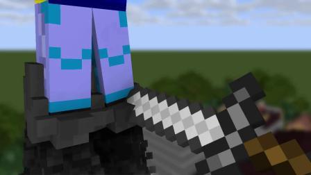 我的世界动画-飞来横剑-Hero Phantasm